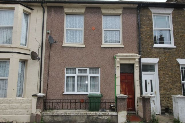 Thumbnail Terraced house to rent in Meyrick Road, Sheerness