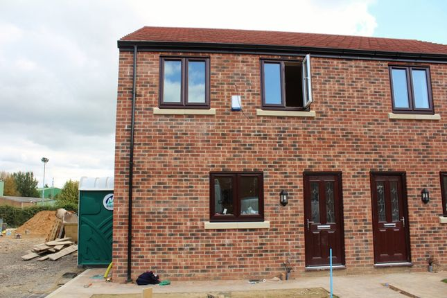 Thumbnail Semi-detached house to rent in Water Park View, Hemsworth