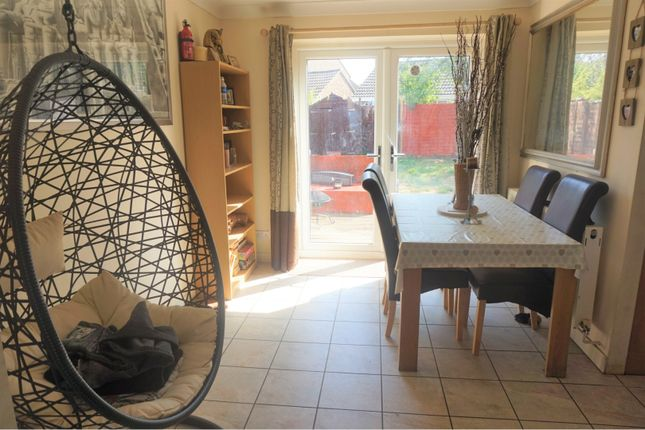 Thumbnail Detached house for sale in Manorfield Close, Little Billing