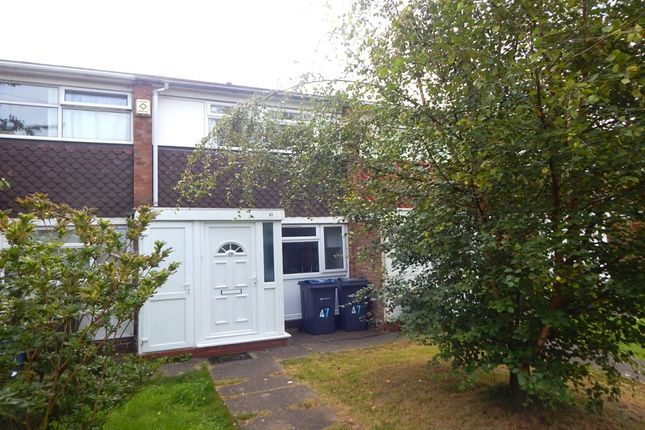 Thumbnail Property to rent in Culford Drive, Birmingham