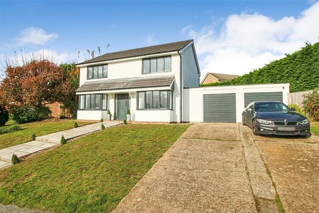 Thumbnail Detached house for sale in Lancaster Drive, East Grinstead, West Sussex