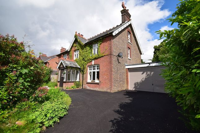 Thumbnail Detached house for sale in Pilmer Road, Crowborough