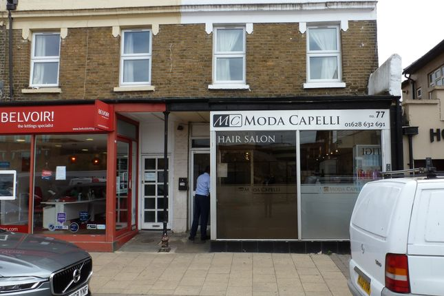 Thumbnail Commercial property for sale in Queen Street, Maidenhead