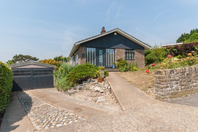 Thumbnail Detached bungalow for sale in Danes Court, Dover