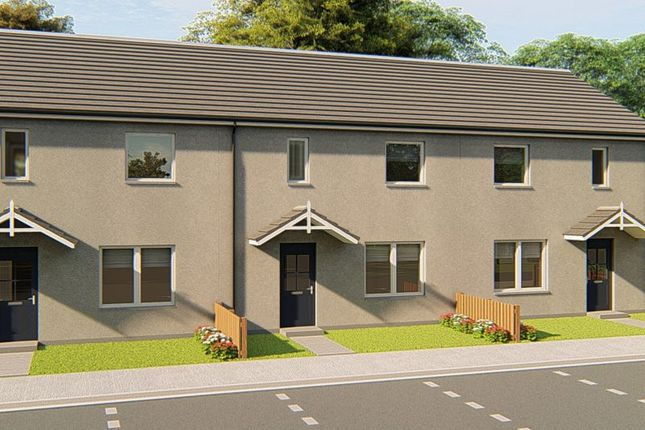 Thumbnail Terraced house for sale in Portstown Road, Inverurie