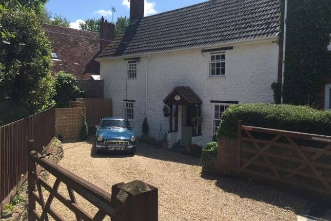 Thumbnail Cottage for sale in Old Upton Cottage, Brickyard Lane, Bourton, Gillingham