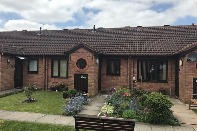 Thumbnail Terraced bungalow for sale in Harden Keep, Millpool Way, Smethwick