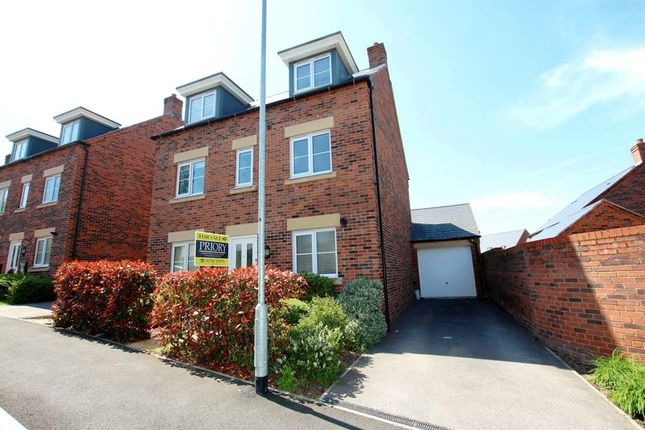 Thumbnail Detached house for sale in Geneva Way, Biddulph, Stoke-On-Trent