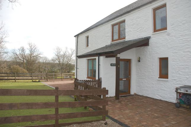 Thumbnail Semi-detached house for sale in The Byre 8 Campdouglas Steading, Castle Douglas