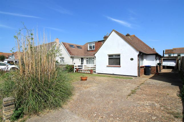 Thumbnail 3 bed semi-detached bungalow for sale in The Burrells, Shoreham-By-Sea