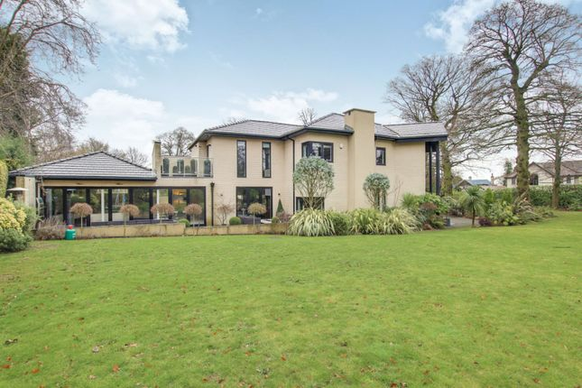 Thumbnail Detached house for sale in Tranby Lane, Swanland, North Ferriby