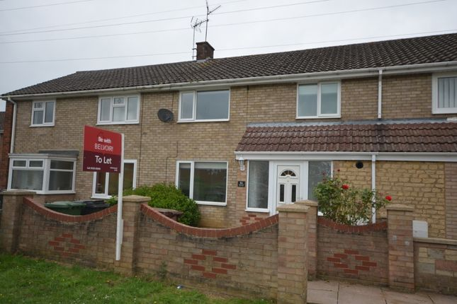 1 bed semi-detached house to rent in Taunton Avenue, Corby NN18