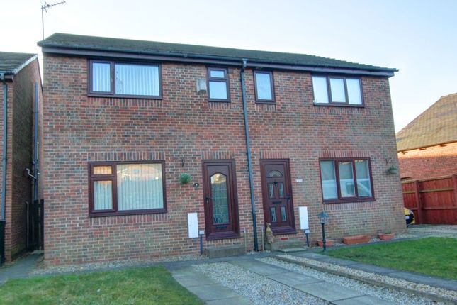 Thumbnail Semi-detached house for sale in Hartoft Close, Newbottle, Houghton Le Spring