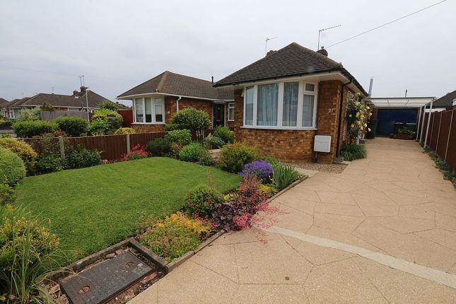 Thumbnail Semi-detached bungalow for sale in Horsbere Road, Hucclecote, Gloucester, Gloucestershire