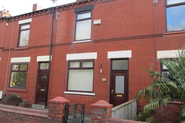 2 bed terraced house to rent in Corner Lane, Leigh, Greater Manchester WN7