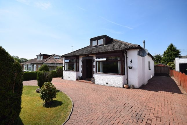 Thumbnail Bungalow for sale in Evan Drive, Giffnock, Glasgow