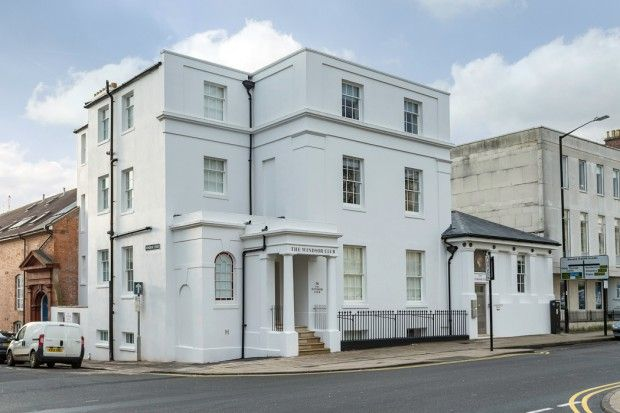 Thumbnail Flat to rent in Windsor Club 36 Warwick Street, Leamington Spa