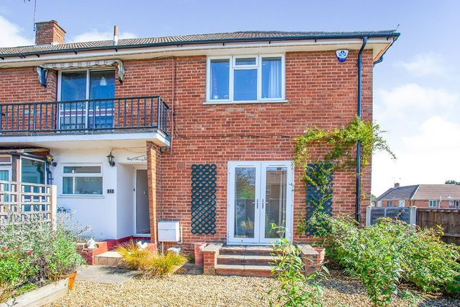 Thumbnail Maisonette for sale in Summerhouse Way, Abbots Langley
