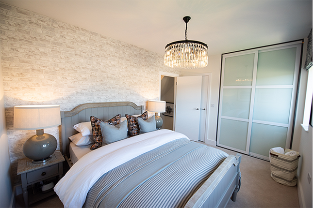 Second Bedroom of Plot 42 - The Ealing, Crowthorne RG45