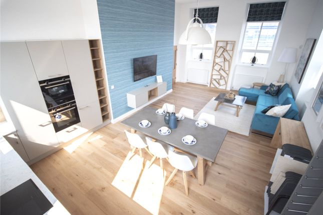 Thumbnail Flat for sale in The Premier Collection, North Kelvin Apartments, Glasgow