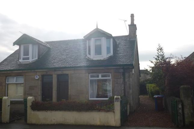 Thumbnail Semi-detached house to rent in Hareleeshill Road, Larkhall