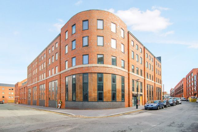 Thumbnail Flat for sale in Albion House, St George's Urban Village, Pope Street, Jewellery Quarter