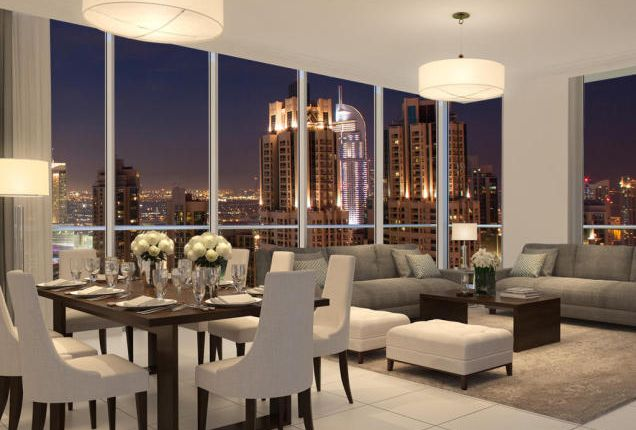 Thumbnail Apartment for sale in Emaar, Downtown, United Arab Emirates