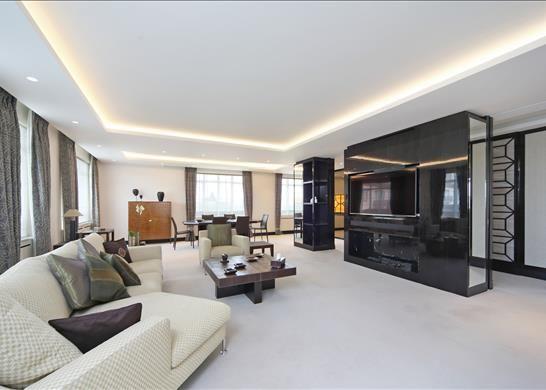 Thumbnail Flat to rent in Lowndes Lodge, Knightsbridge, London