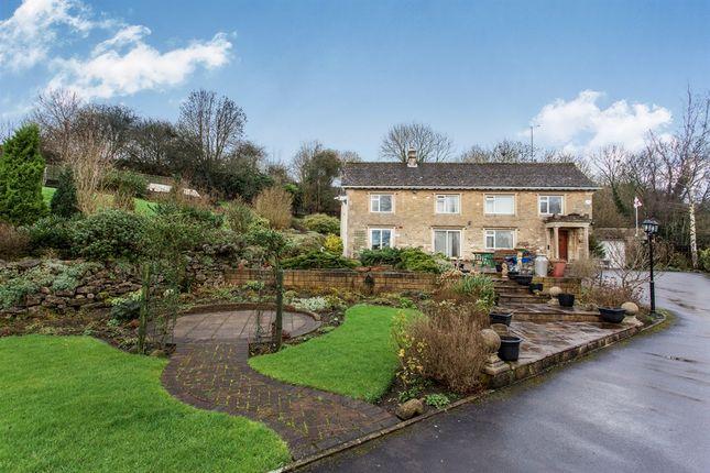 Thumbnail Detached house for sale in Lacock Road, Patterdown, Chippenham