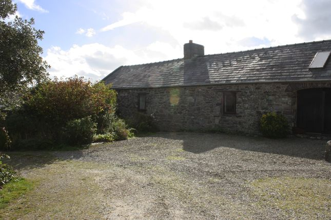 Thumbnail Barn conversion for sale in Ty Hir, Trevinert, St Davids