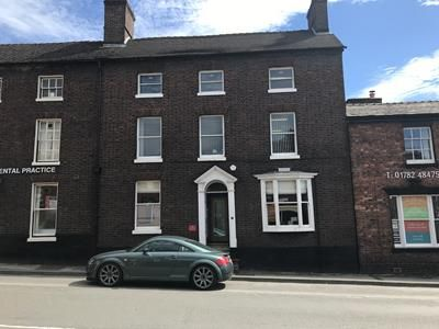 Thumbnail Office for sale in King Street, Newcastle, Staffordshire