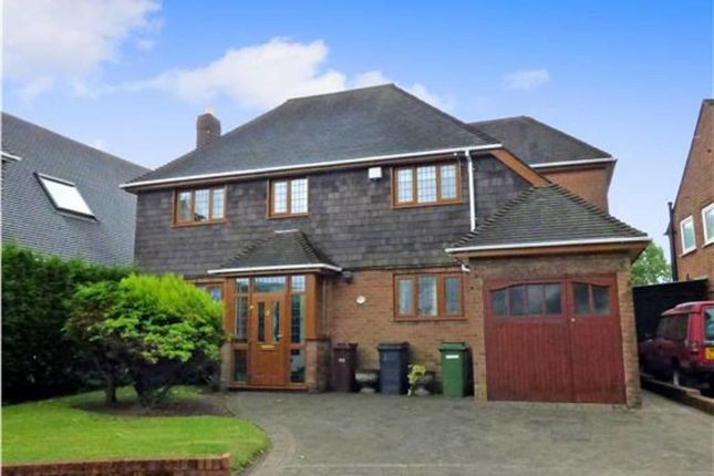 Thumbnail Detached house for sale in Blackhalve Lane, Wednesfield, Wolverhampton
