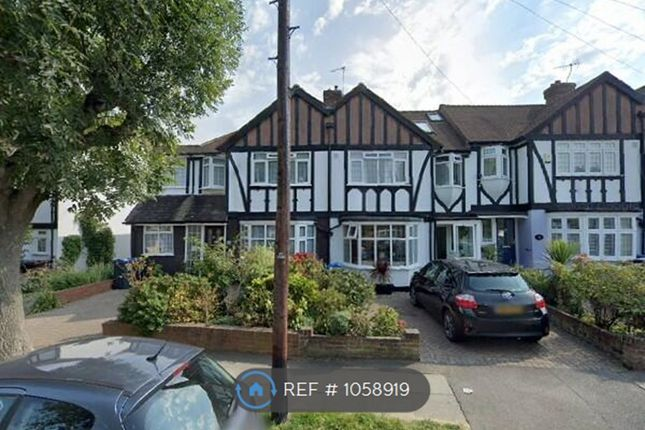 Thumbnail Terraced house to rent in Aragon Road, Morden