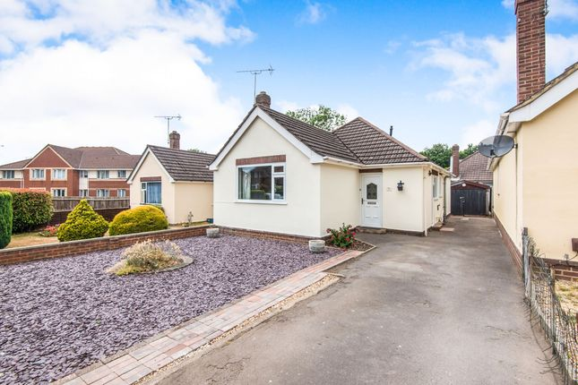 Thumbnail Detached bungalow for sale in Wide Lane, Southampton