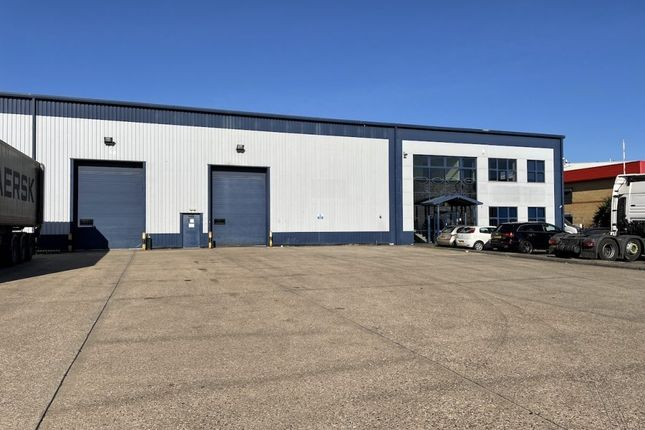 Thumbnail Industrial to let in Unit 1-2, Sovereign Park, Laporte Way, Luton