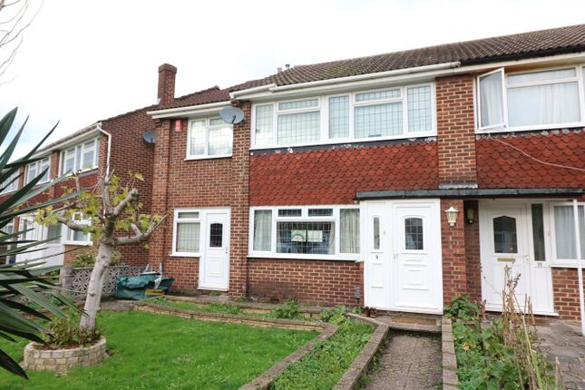 Thumbnail End terrace house for sale in Westfield Close, Waltham Cross