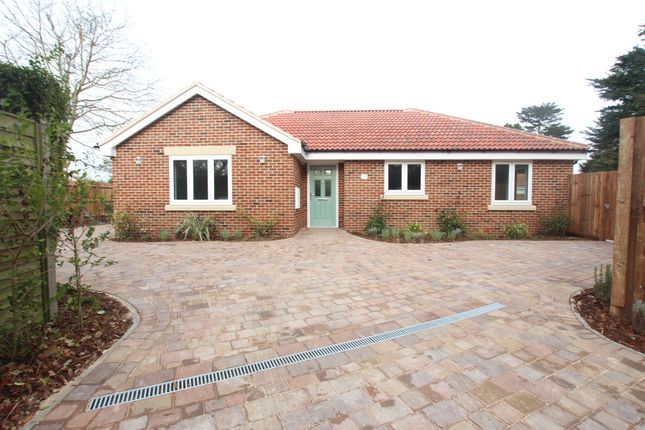 Thumbnail Detached bungalow for sale in Dyers Road, Stanway, Colchester