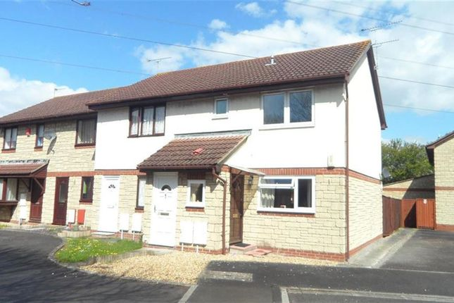 Thumbnail Flat to rent in Methwyn Close, Weston-Super-Mare