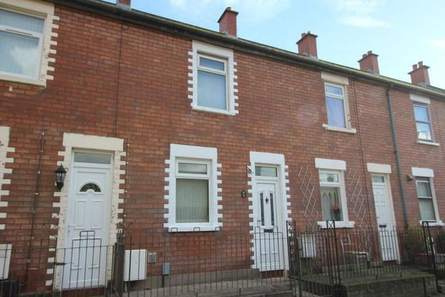 Thumbnail Terraced house to rent in Benburb Street, Belfast