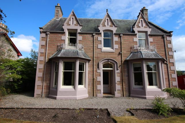 Thumbnail Detached house for sale in 17 Drummond Road, Inverness