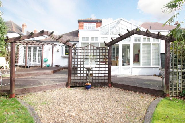 Thumbnail Detached house for sale in South Eden Park Road, Beckenham