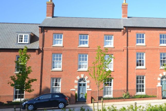 Thumbnail Terraced house for sale in Marsden Street, Poundbury, Dorchester
