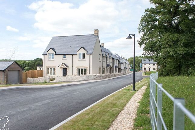 Thumbnail Semi-detached house for sale in Lorton Park, Weymouth, Dorset