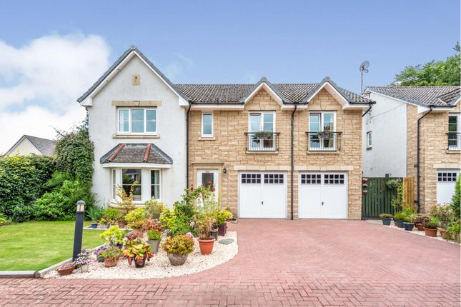 Thumbnail Detached house for sale in Burnbank Meadows, Kinross