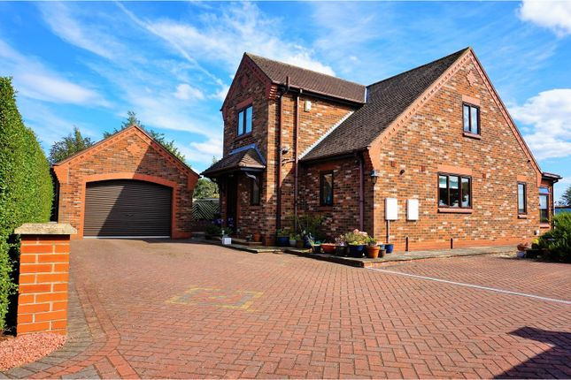 Thumbnail Detached house for sale in Field Lane Hensall, Selby North Yorkshire