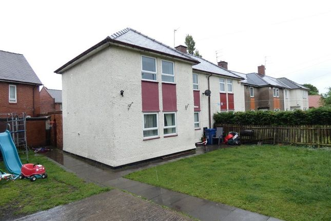 Thumbnail Terraced house to rent in Finsbury Avenue, Walker, Newcastle Upon Tyne