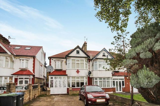 Thumbnail Semi-detached house for sale in Ridge Avenue, Winchmore Hill