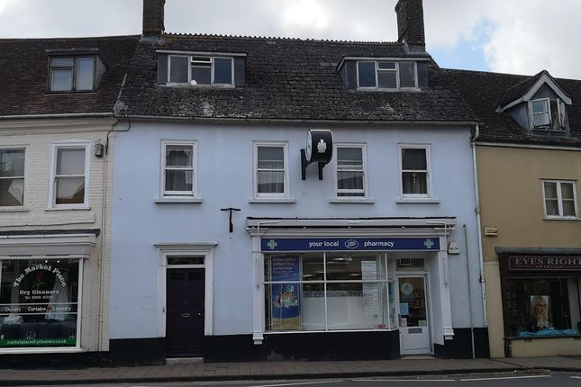 Thumbnail Flat to rent in Market Place, Sturminster Newton