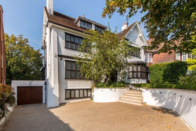 Thumbnail Detached house for sale in Redington Road, Hampstead