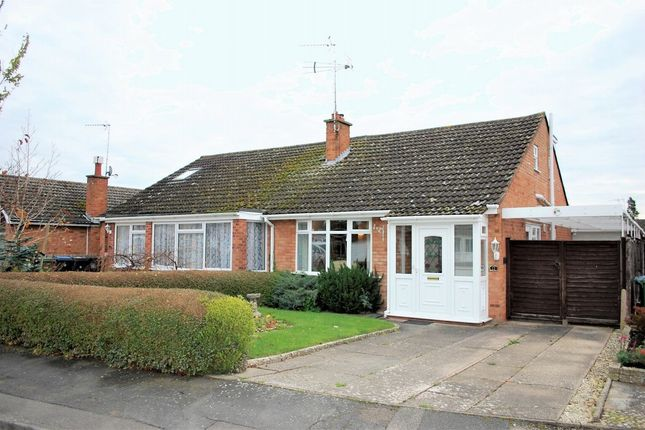 Thumbnail Semi-detached bungalow for sale in Roman Way, Alcester